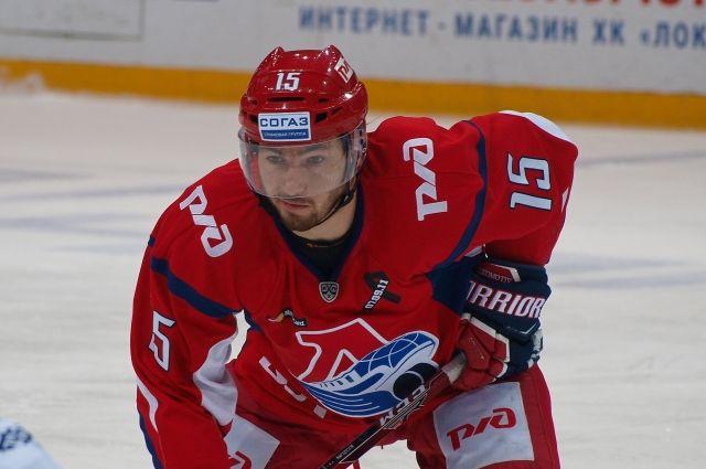 Нападающий «Локомотива» назван лучшим впервом раунде Кубка Гагарина