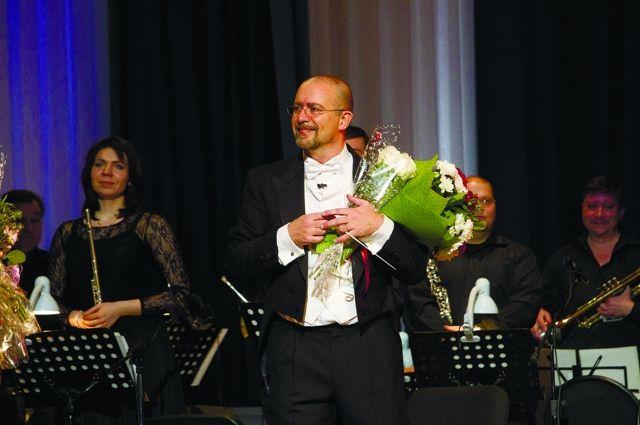 В Красноярске состоялась мировая премьера, созданная итальянским музыкантом.