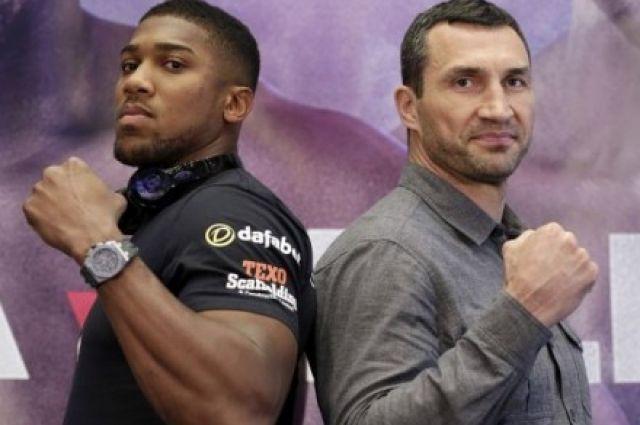 Боксёр Кличко признался, что одержим предстоящим поединком с англичанином Джошуа