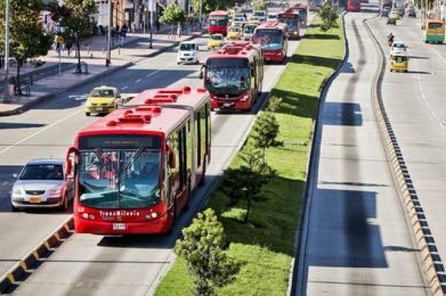 Отдельная полоса движения для общественного транспорта