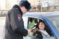 В поле зрения госавтоинспекторов оказались законопослушные автолюбительницы.
