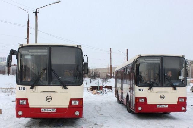 Наслучай банкротства: вЧелябинске начали поиск нового автобусного перевозчика