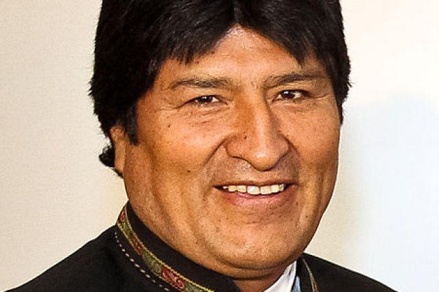 Власти Боливии: УЭво Моралеса найдена  доброкачественная опухоль