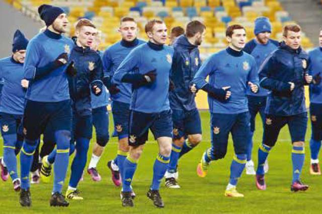 Андрей Шевченко проведет в Австрии подготовку к матчу против Хорватии