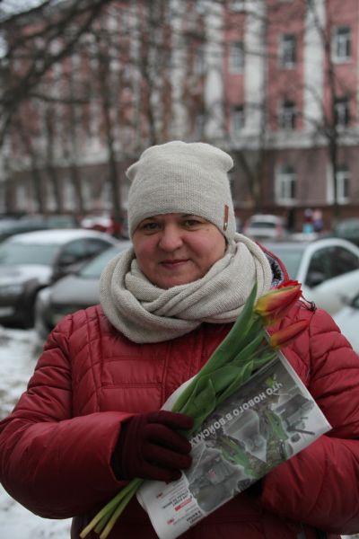 Любовь Померанцева