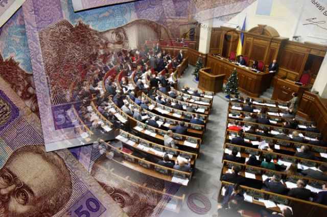 Кабмин предложил Верховной Раде планировать бюджет на несколько лет вперед