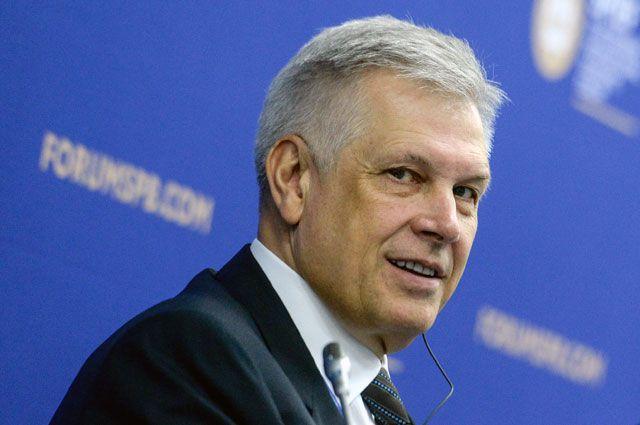 Глава Россельхознадзора Сергей Данкверт.