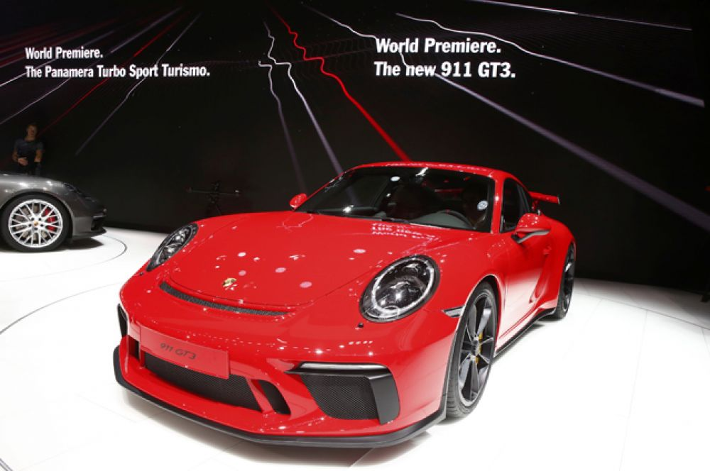 Porsche 911 GT3.