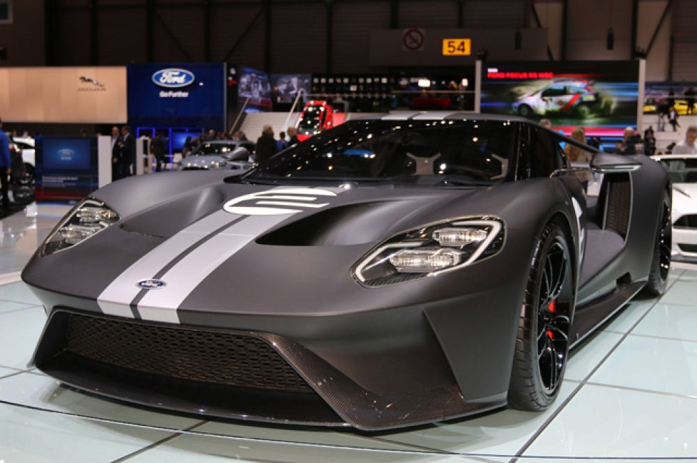 Ford GT 87.