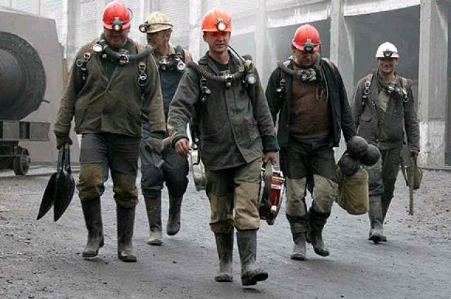 Львовские шахтеры объявили опрекращении отгрузки угля