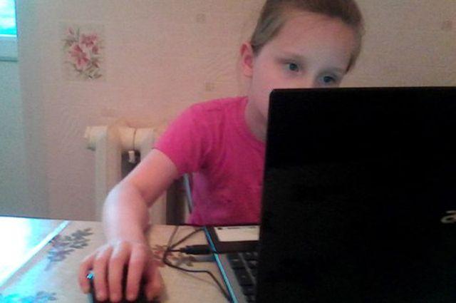 Ребенок в социальных сетях
