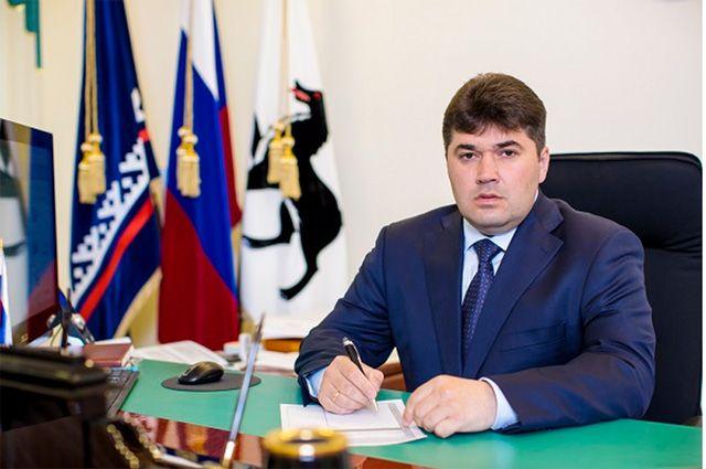 Глава администрации Салехарда Иван Кононенко