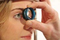Зрение проверят при заказе очков или линз