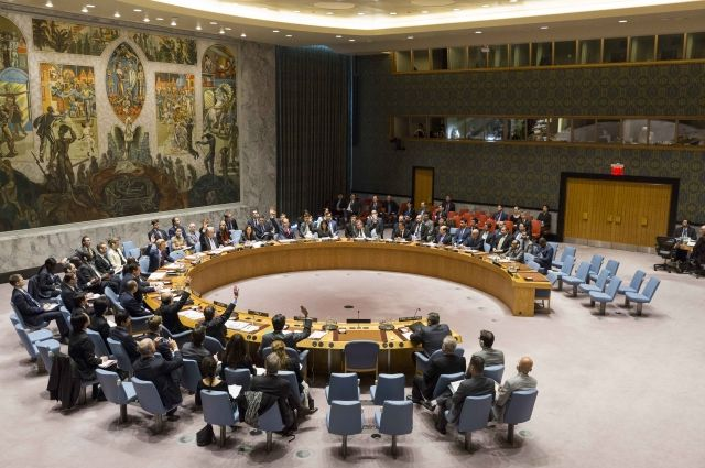 США иЯпония созывают Совбез ООН поповоду ракетных запусков КНДР