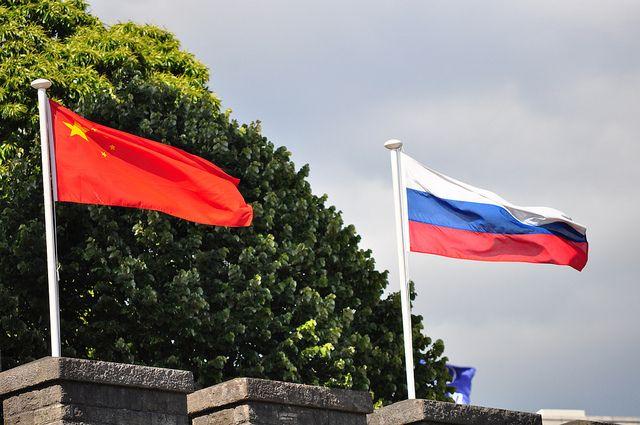 Товарооборот между Россией иКитаем вырос на28%