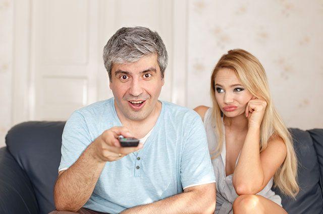 Секс в браке со стажем