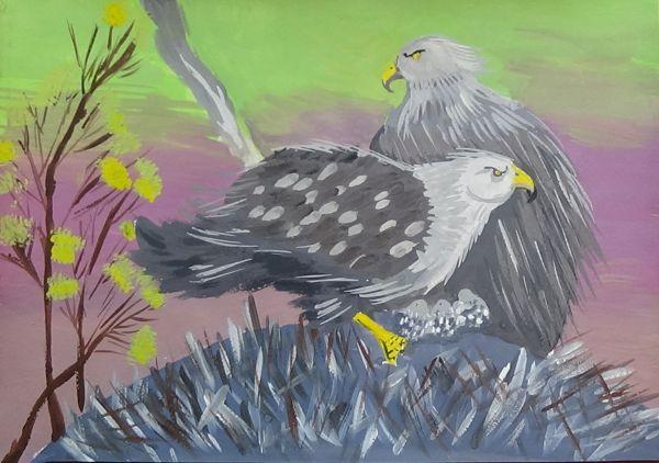 «Орлан-белохвост»
