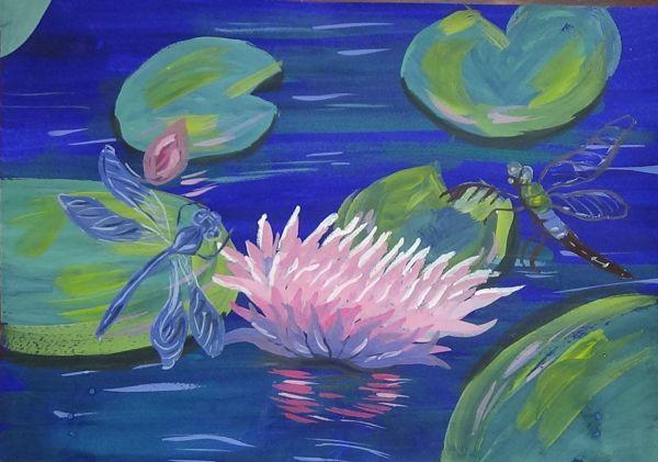 «Лилии и стрекозы»