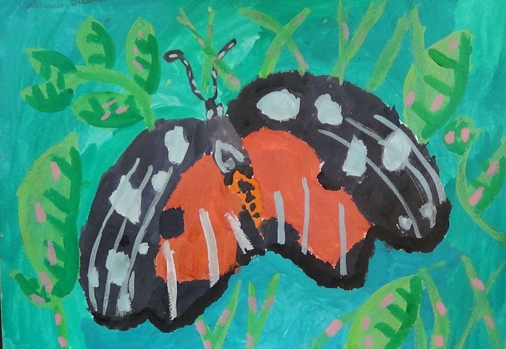 «Бабочка-медведица»