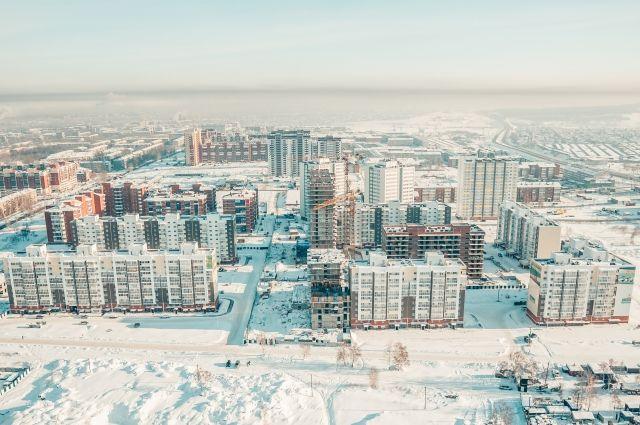 Жилой район «Эволюция» можно назвать примером современных стандартов городской застройки.