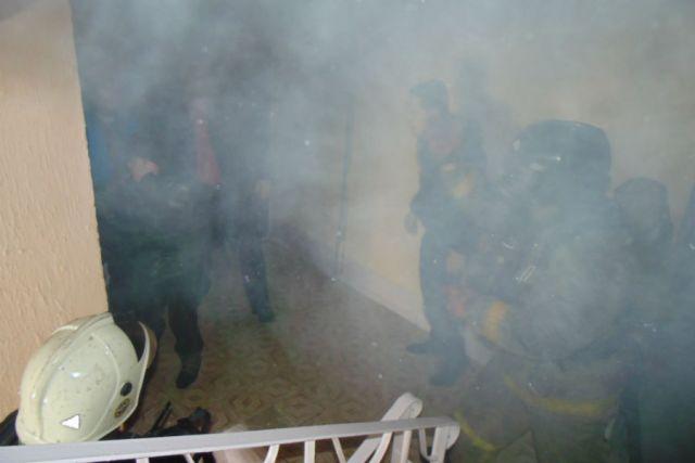 Набульваре Фестивальном вУльяновске подожгли входную дверь вквартиру