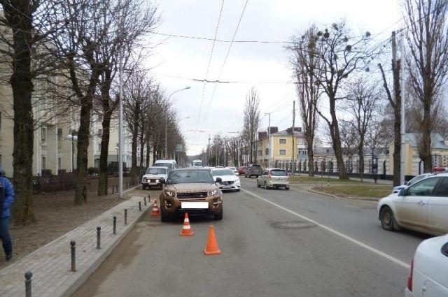ДТП вСтаврополе: пенсионерка навнедорожнике сбила пешехода