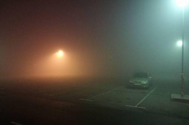 Спасатели объяснили, почему Киев накрыло туманом