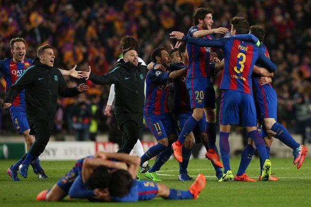 ФК Барселона.