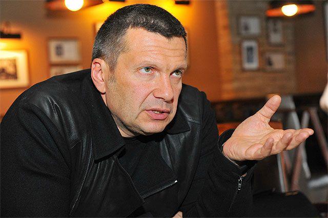 Владимир Соловьёв.