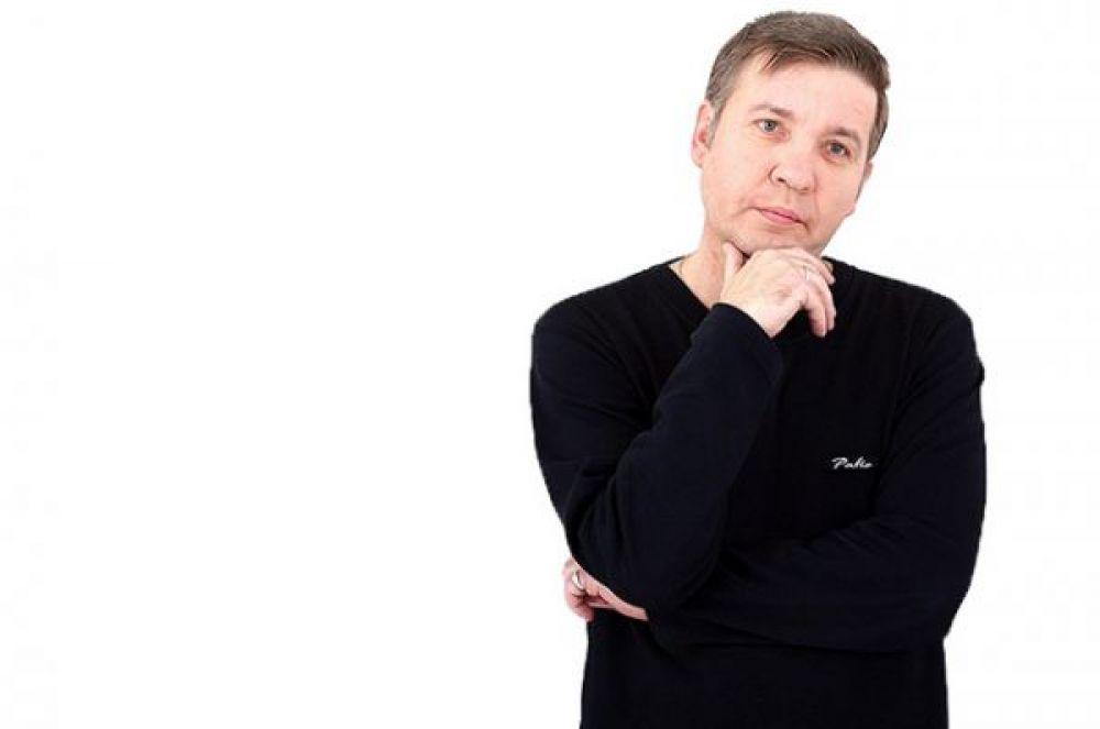Эдуард Тимошенко.