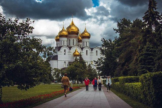 Ярославль как столица «Золотого кольца России» известен 79% опрошенных.