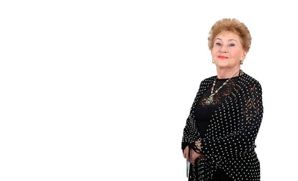 Ольга Кириченко.