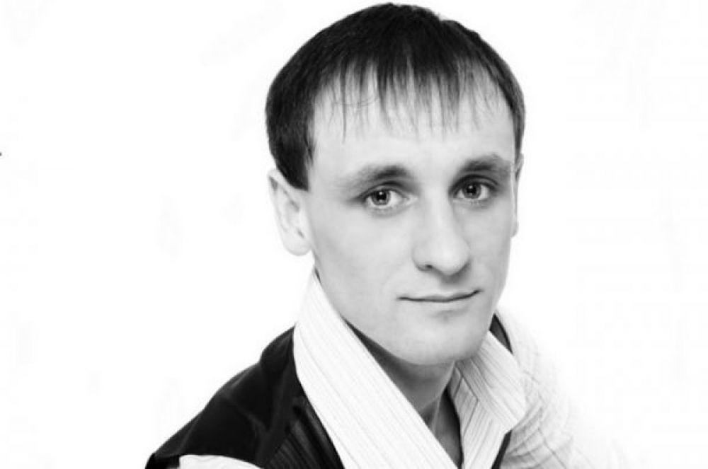 Владимир Давыдов.