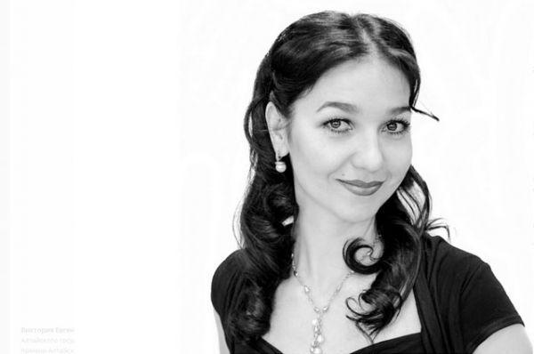 Виктория Гальцева.
