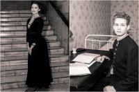 «Брат» и «сестра»: Дарья в роли Анны и Алексей в роли юного Ленина.