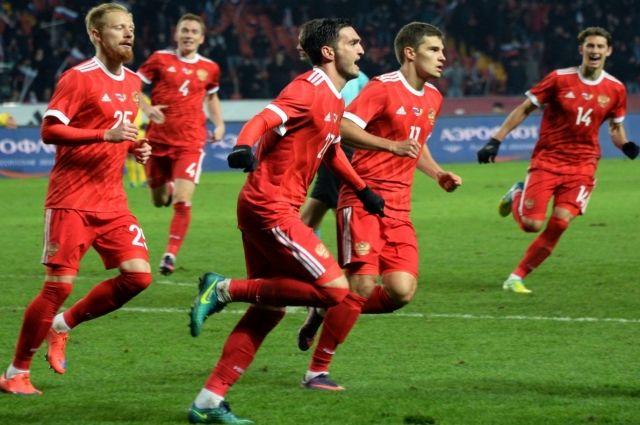 Сборная РФ поднялась врейтинге ФИФА, заняв 60-е место