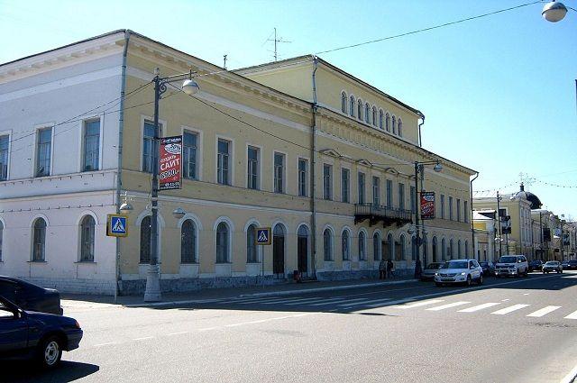 Тверской Дом офицеров будет отреставрирован