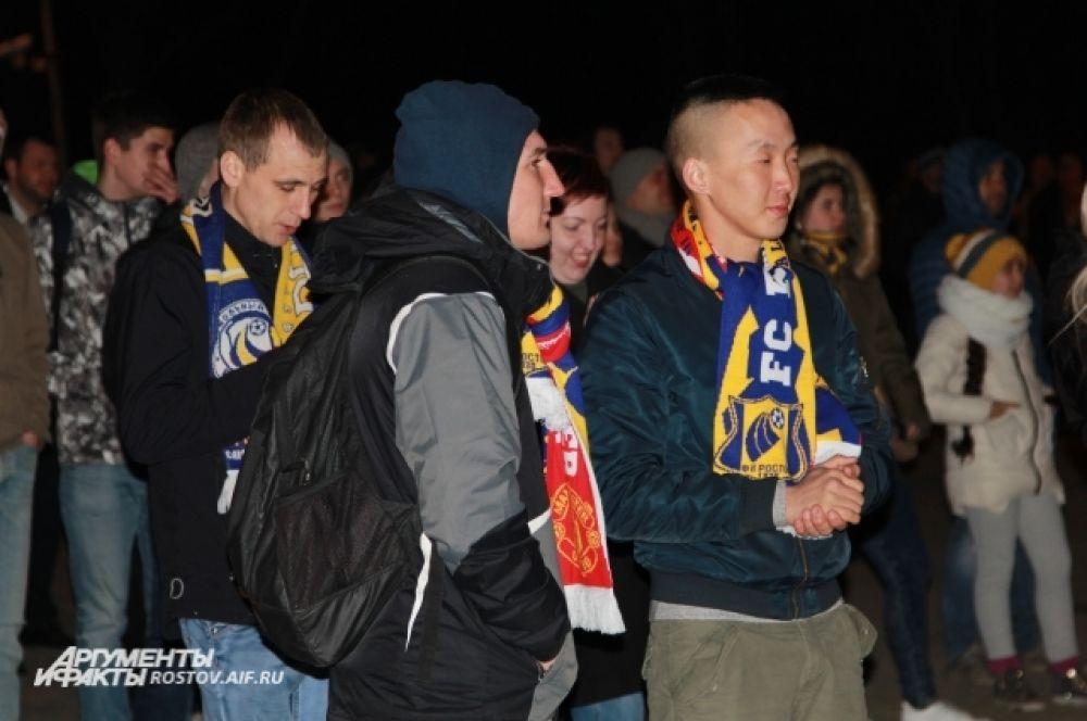Ростовчане верят, что команде по силам пройти грозного соперника по итогам двух матчей.