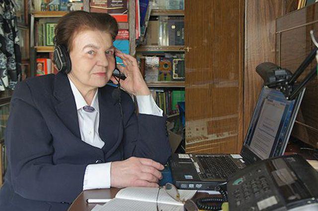 Нина Андреева.