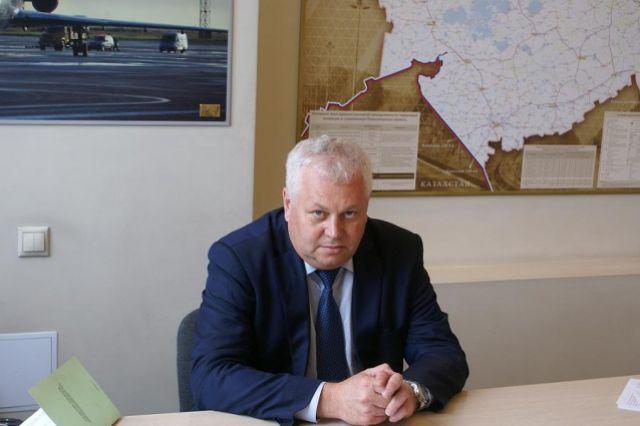 Сергей Титов меняет работу