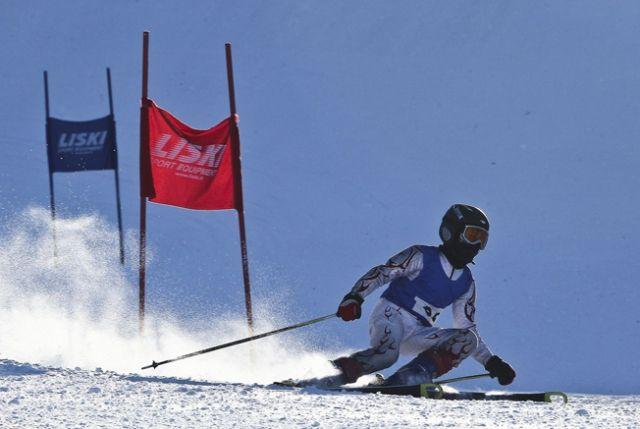 Красноярские лыжники победили наВсероссийской зимней спартакиаде