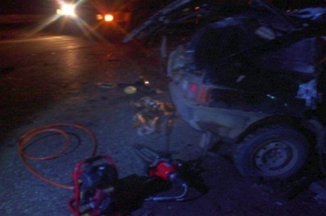 Два водителя погибли в ужасной трагедии натрассе вРязанском районе