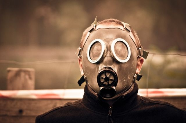 В Омске выясняют причины стойкого неприятного запаха.