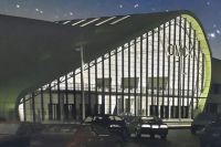 Так видят Омский аэропорт «Фёдоровка» будущие зодчие.
