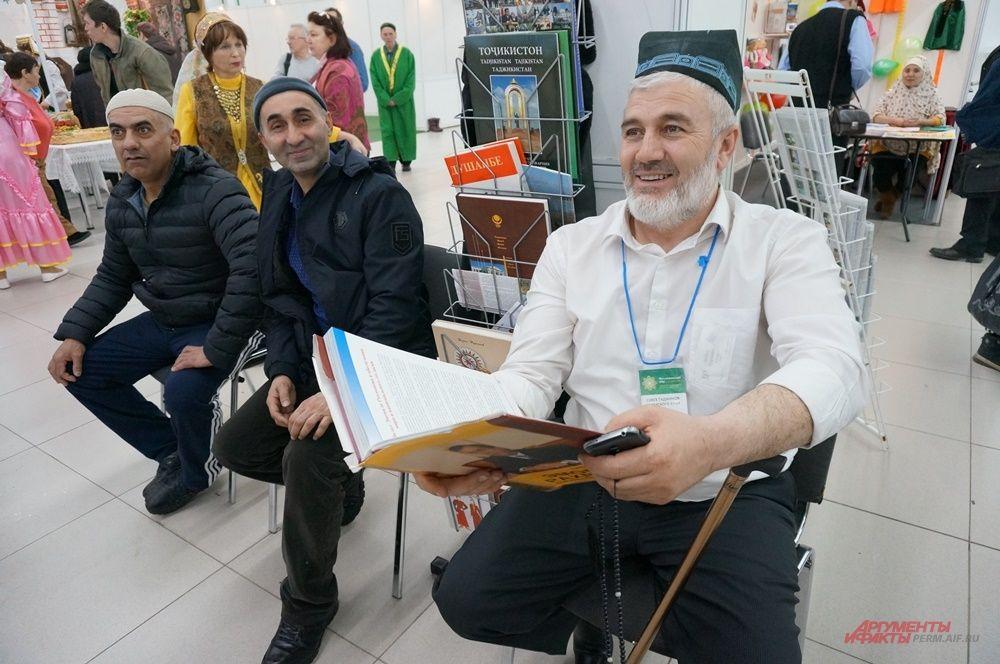 На форуме также можно купить современную литературу о мусульманской культуре.