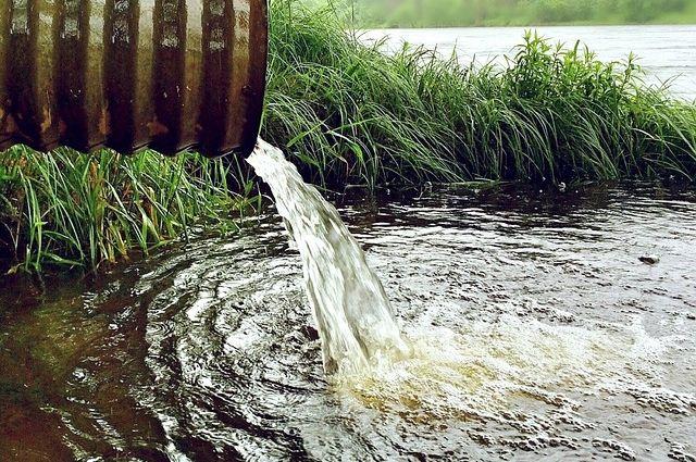 Поверхностные воды содержат много вредных примесей.