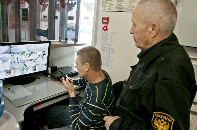 Видеонаблюдение - неусыпное око современной службы охраны.