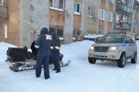 На Ямале после ДТП госпитализированы водитель и пассажир снегохода