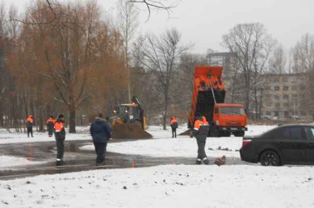 Красноярцы могут поучаствовать в ремонте своих дворов.