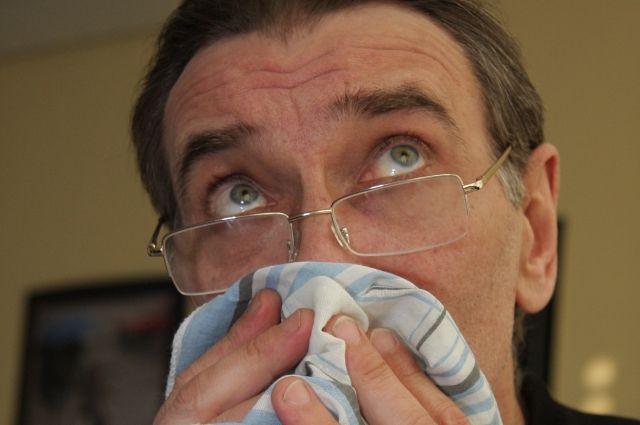 Если от запаха стало плохо, нужно идти к доктору.